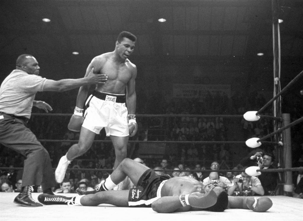 Muhammad ali destroyer of microaggressions